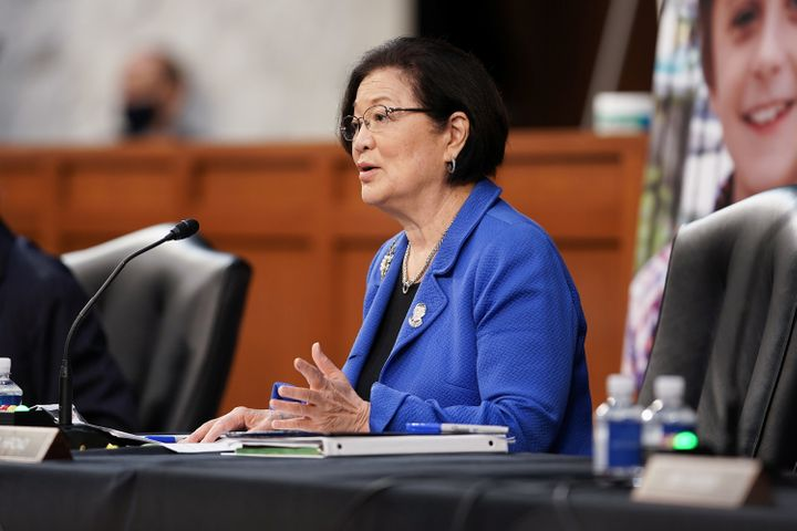 Hawaii Sen. Mazie Hirono is pushing for President-elect Joe Biden to nominate California's Julie Su for labor secretary