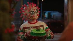 This Alberta COVID-19 Christmas Ad Will Haunt Your