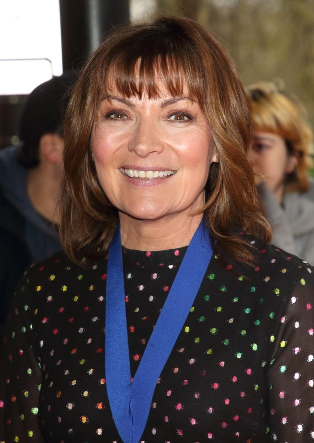 Lorraine Kelly attends the TRIC Awards 2020 held at the Grosvenor House, Park Lane in London. (Photo...