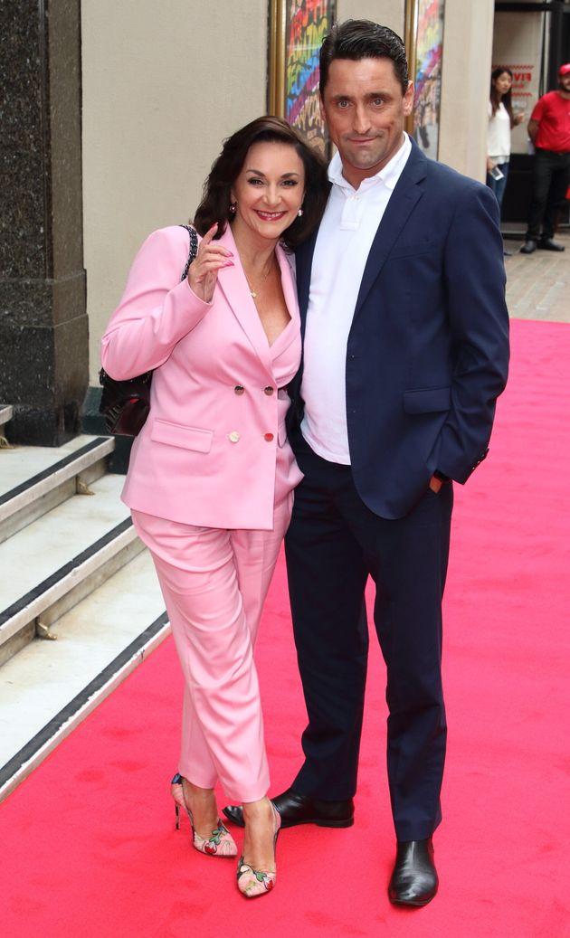 Shirley Ballas and Daniel