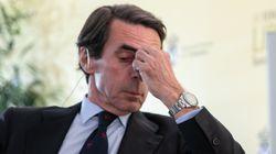Malas noticias para José María Aznar tras la última decisión de la Audiencia