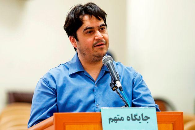 Ruhollah Zam, periodista ejecutado por