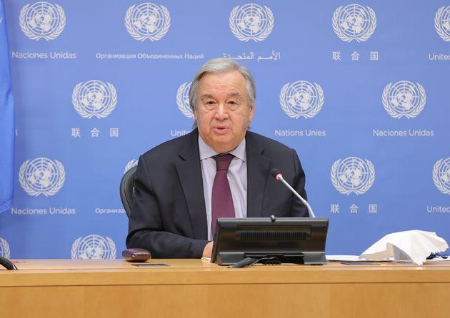 Ο γ.γ. του ΟΗΕ καλεί τους ηγέτες παγκοσμίως να «κηρύξουν κατάσταση κλιματικής έκτακτης