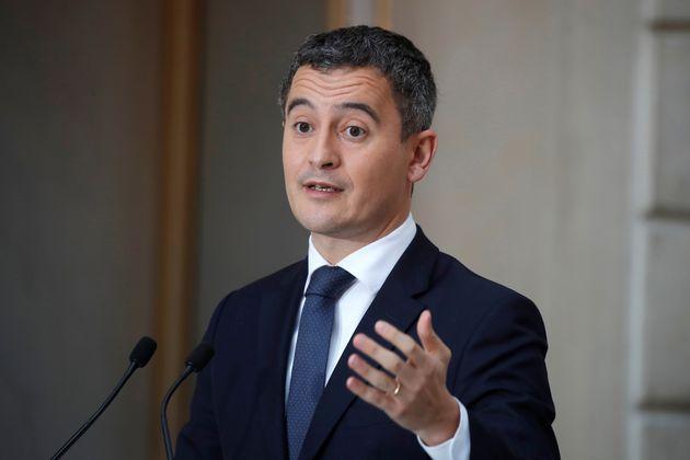Gérald Darmanin, ici à l'Élysée à Paris, le 9 décembre