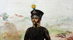 Alexander Kolbe, Γερμανός στρατιωτικός, από τους πρώτους Φιλέλληνες του