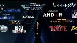 スター・ウォーズ新作情報が一挙発表。長編映画の公開はいつ?Disney+向けは『オビ=ワン』ほか約10本も...!