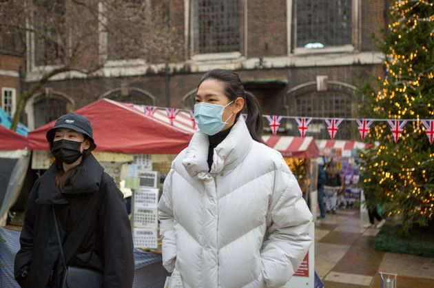 Christmas Socialising Could Hinder Coronavirus Vaccination Programme, Scientist