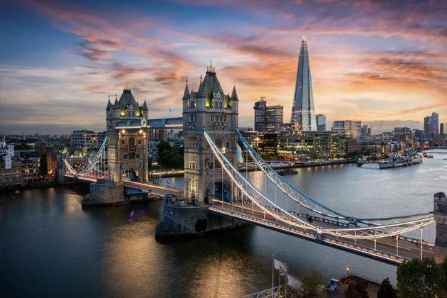 Photo taken in London, United