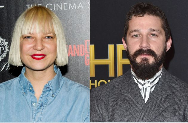 Sia claimed that actor Shia LaBeouf