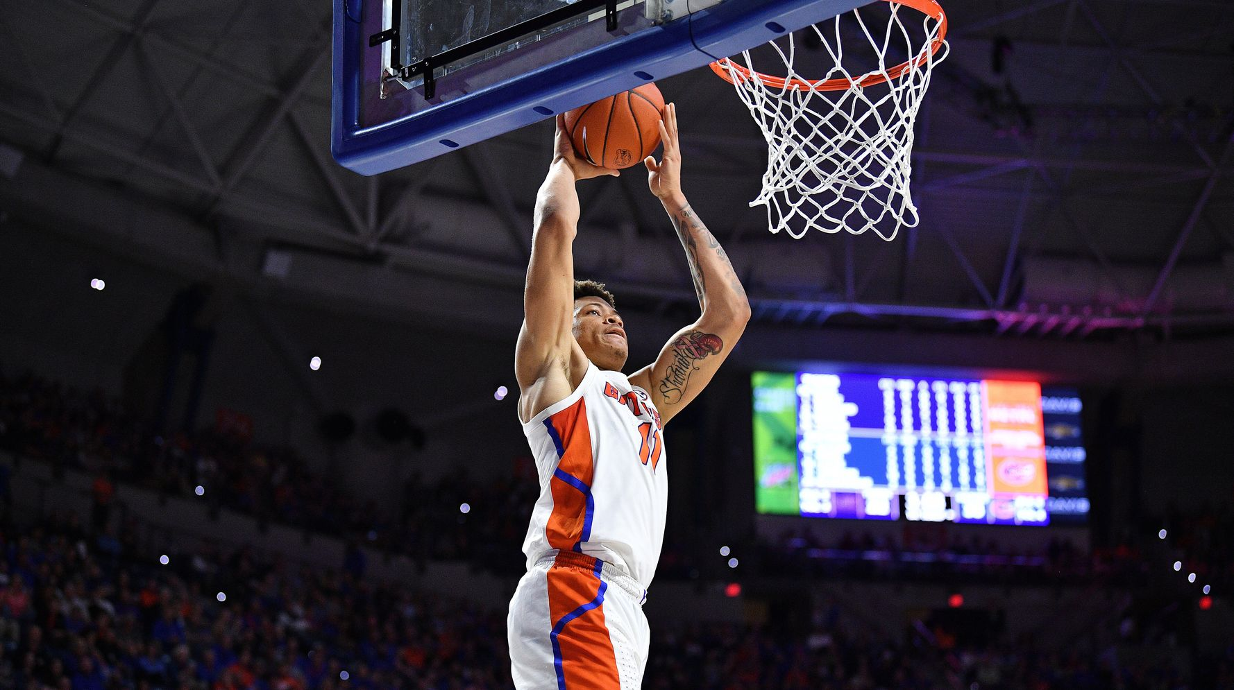 University Of Florida Basketball Player In 'Critical But Stable' Condition After Collapse