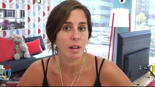 Anabel Pantoja en el 'reality' 'Solo/Sola' de