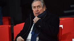 Mort de Gérard Houllier, ancien sélectionneur de l'équipe de France de