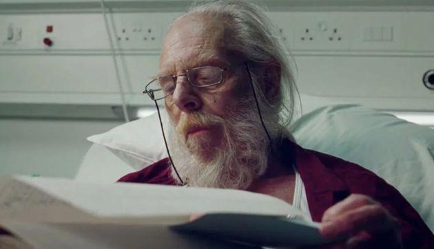 Une campagne de sensibilisation contre le Covid-19 a mis en scène le Père Noël aux