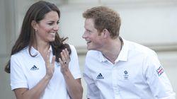 El regalo sexual que le dio Kate Middleton a Harry delante de Isabel