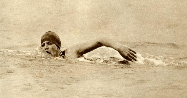 «Young Woman and the Sea»: Ταινία η ιστορία της πρώτης γυναίκας που διέσχισε κολυμπώντας την