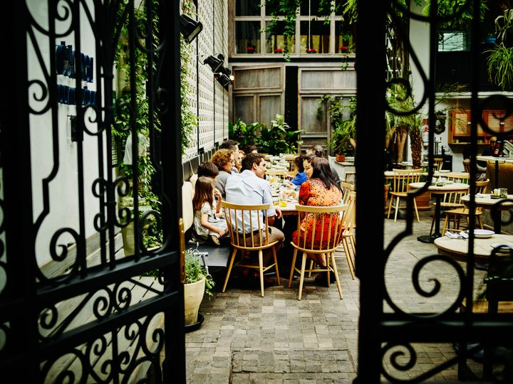 Diners are typically looking for a home-like environment at restaurants during the pandemic.