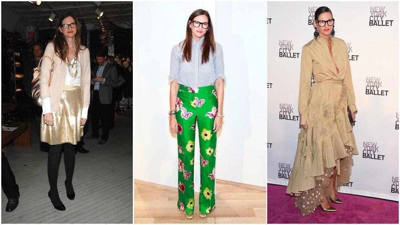 Jenna Lyons' 'Stylish' Evolution, From Sparkle To Streaming TV