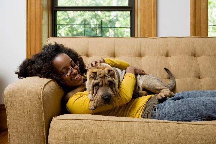 There are many emotional and physical benefits to life with a pet.