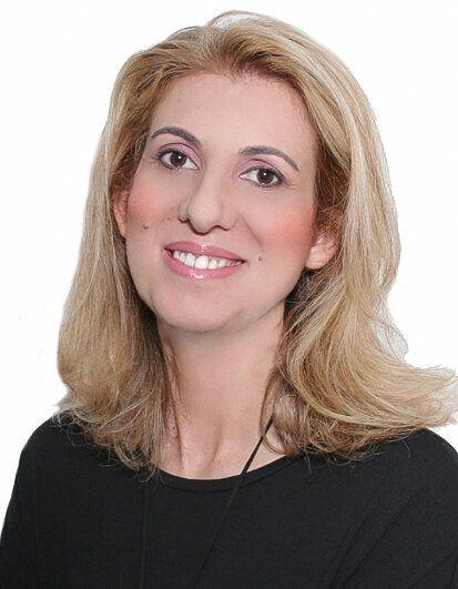 """Η κυρία Μαίρη Αδαμοπούλου, πρόεδρος του σωματείου « """"95"""", Ελληνική Συμμαχία για τους Σπάνιους"""