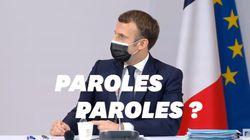 Sans filtre? Macron explique l'expression qui met en colère les citoyens de la Convention