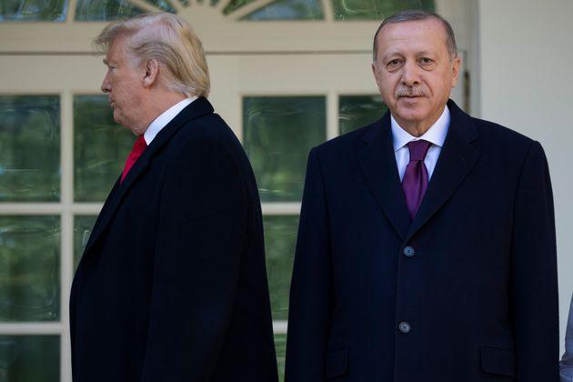 Κυρώσεις κατά της Τουρκίας ανακοίνωσαν οι Ηνωμένες