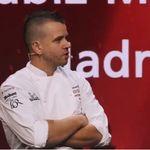 Almeida define a Dabiz Muñoz en dos palabras y el cocinero no puede evitar