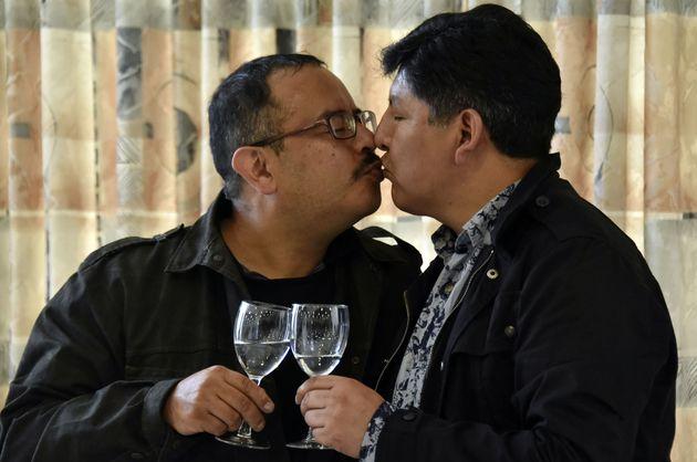 볼리비아에서 처음으로 동성 간 결혼(시민결합)을 인정하는 결정이 나왔다.
