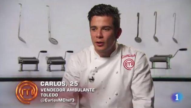 Carlos Maldonado en