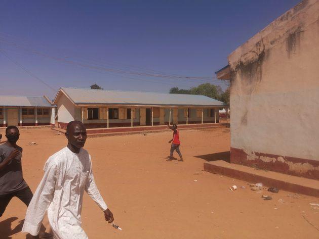 La escuela de Kankara, Nigeria, donde se han producido los