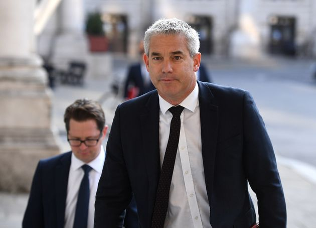 Britain's Chief Secretary to the Treasury Steve