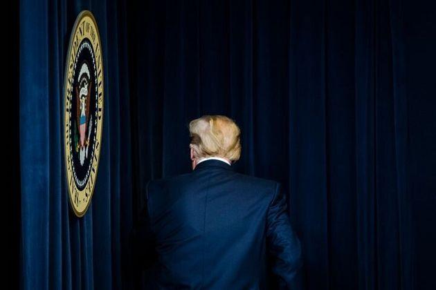 El presidente Donald Trump abandonará la Casa Blanca bajo un aura de corrupción incluso mayor que el...