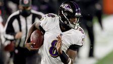 Lamar Jackson Denies Leaving NFL Game To Poop: 'Didn't Pull A Paul Pierce'