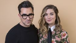 This 'Schitt's Creek'-'All I Want For Christmas' Supercut Is The Best