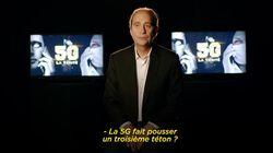 Pour vendre sa 5G, Xavier Niel parodie