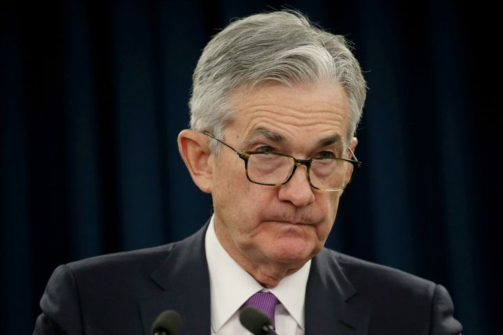 Federal Reserve Chairman Jerome Powell has said since earlier this year that he expected the U.S. central bank to join a glob