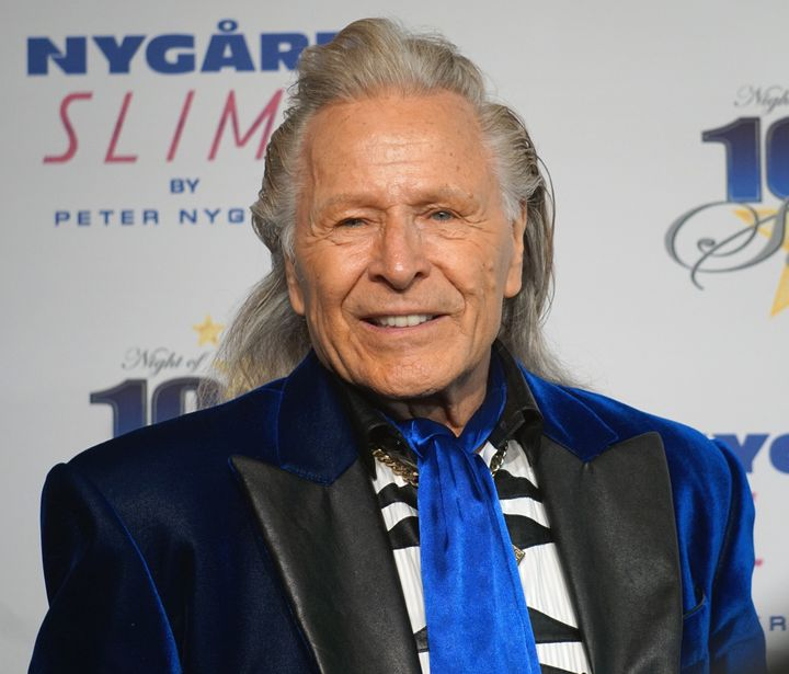 BEVERLY HILLS, CA - FEBRUARY 29: Businessman Peter Nygard arrives at Norby Walters' 26th Annual Night Of 100 Stars Oscar View