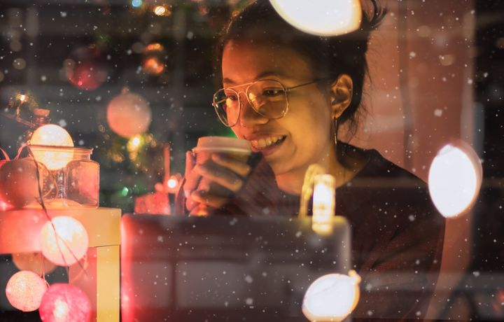 The cancellation of social obligations this holiday season means fewer social anxiety triggers.