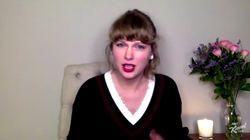 Taylor Swift Addresses Wild Fan