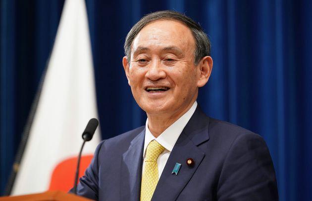 菅義偉首相=2020年12月04日
