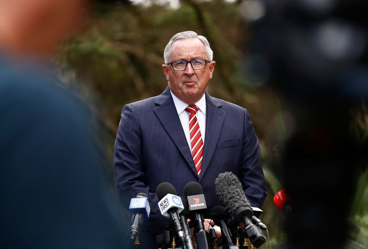 NSW Health Minister Brad Hazzardsaid the government will talk to international airlines in the next 48 hours to suggest changes to existing quarantine rules for air crew.