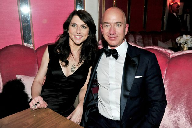 L'ex moglie di Jeff Bezos ha donato 4 miliardi di dollari in