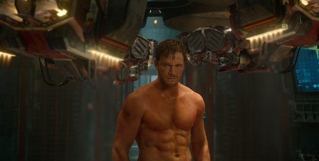 Chris Pratt interprète Star-Lord dans l'adaptation au cinéma des