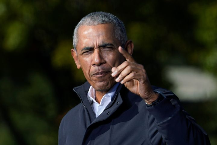 Former President Barack Obama pushed back at the criticism he received from progressive Democrats earlier this month in