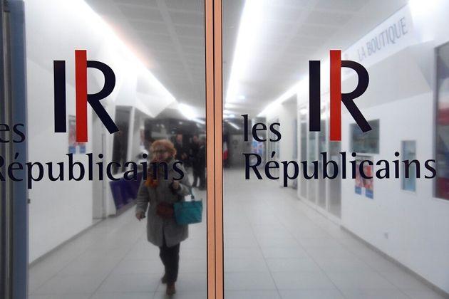 Locaux des Républicains, rue de Vaugirard à Paris