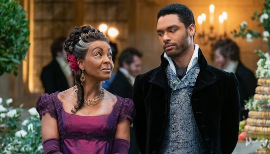 Bridgerton's Leading Man Regé-Jean Page On Ripping Up The Period Drama