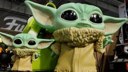 Baby Yoda Is The Cutest New Christmas Tree Topper