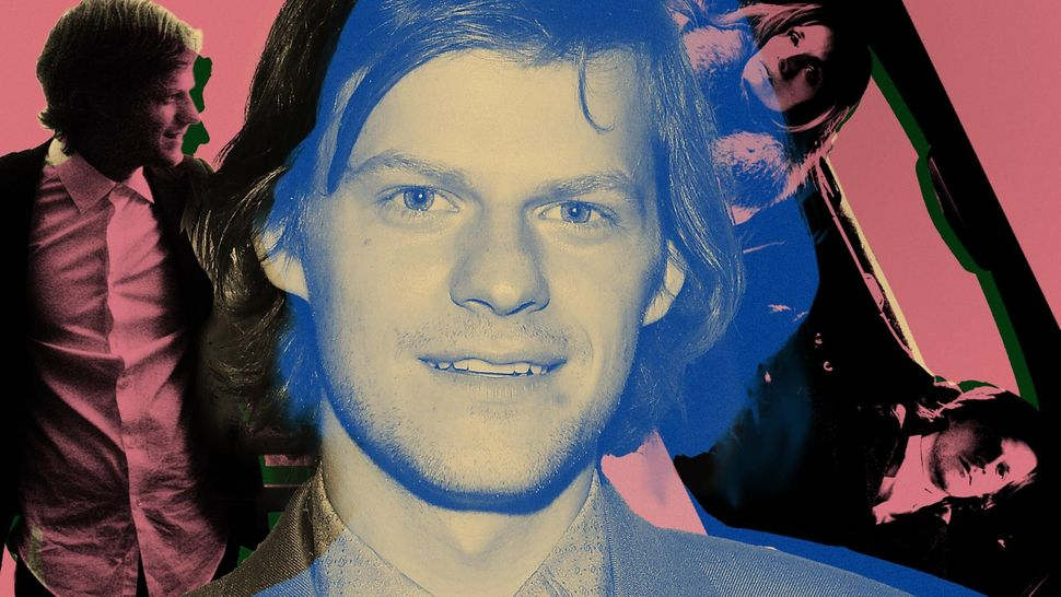 """Lucas Hedges, seen here in """"Let Them All Talk"""" and """"French Exit."""""""