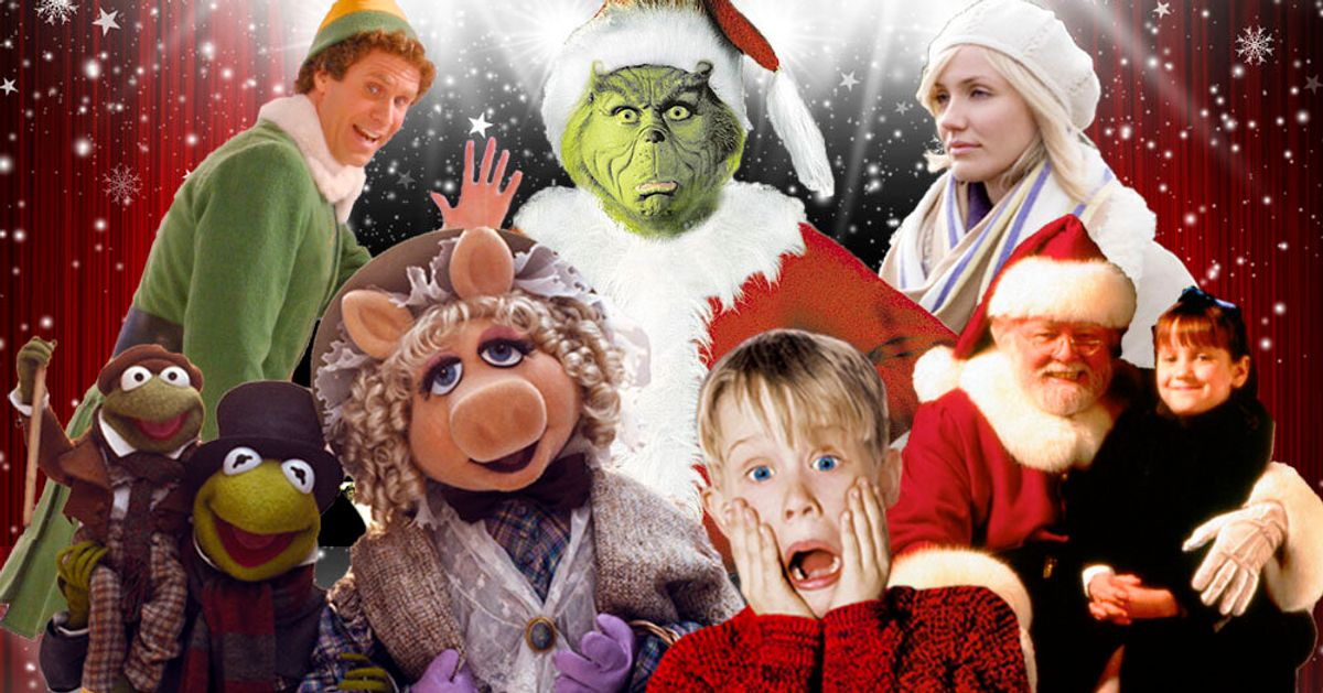 The Definitive Ranking Of The 20 Best Christmas Films Ever
