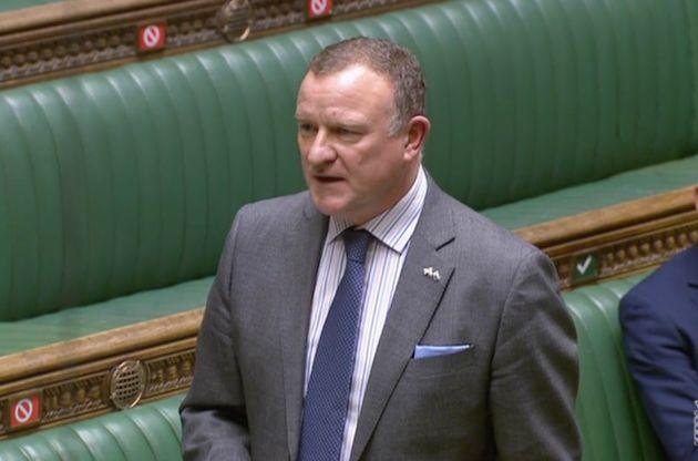 Drew Hendry, SNP