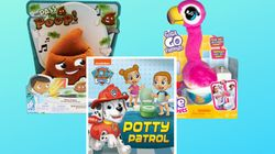 Pee- And Poo-Themed Toys For Potty-Obsessed